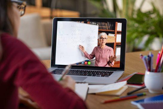 Weiterbildung auf digitalem Weg