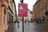 Weiterhin Maskenpflicht auf stark frequentierten Straßen und Plätzen in Heidelberg