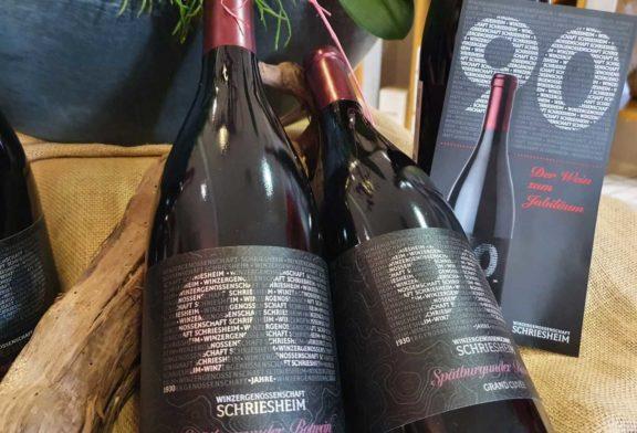 Die Schriesheimer Winzergenossenschaft nimmt bei der Badischen Weinprämierung auch in diesem Jahr den Spitzenplatz im Bereich Badische Bergstraße ein – zum 16. Mal