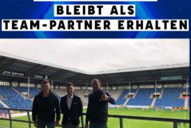 Söhnchen GmbH bleibt weiterhin Team Partner des SVW