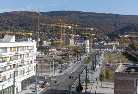 Bahnstadt: Wohnungslieferant für Heidelberg 221 neue Wohnungen im ersten Halbjahr 2020 / Junger Stadtteil mit neun Kitas / Projekte im Überblick