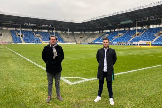 SV-Waldhof Mannheim: Die Krankenfahrten Irmak sind neuer Business-Club Partner