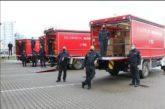 Mannheim: Feuerwehr verteilt 312.000 Masken an Alten- und Pflegeheime