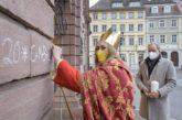 Heidelberg: Oberbürgermeister Prof. Würzner übergab Spende für Sternsinger-Aktion Empfang von Sternsingern wegen Corona-Pandemie ausgefallen