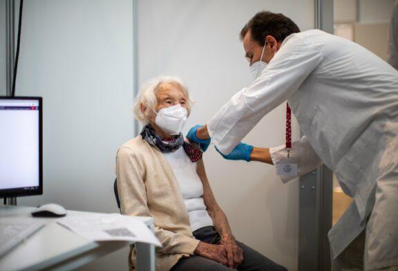 Impfungen im Kreisimpfzentrum gestartet