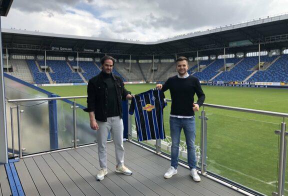 VeniceBeach Fitness and Workout bleibt auch in der kommenden Saison 2021/2022 Teampartner des SV Waldhof Mannheim und bekennt sich damit weiterhin zu den Blau- Schwarzen.