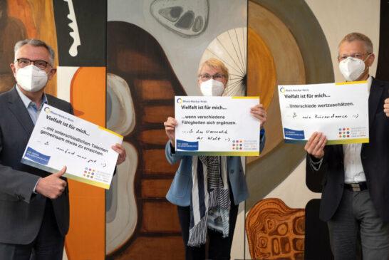 Vielfalt verbindet – Aktionen des Rhein-Neckar-Kreises zum Diversity Day