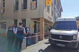 Schriesheim: Postfiliale in den Morgenstunden überfallen - Großfahndung der Polizei - Dringend Zeugen gesucht!