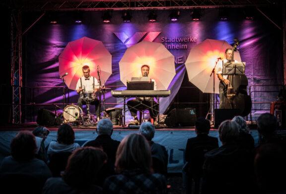 """""""Weinheimer Music Lounge"""" am 3. Juli"""