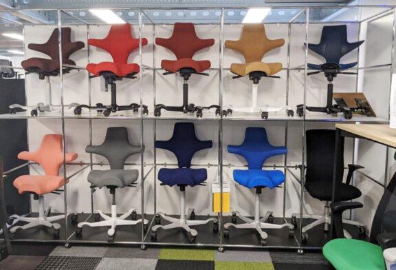 Das sitzt! - Hochwertigste Büroausstattung zu Spitzenpreisen beim süddeutschen Experten