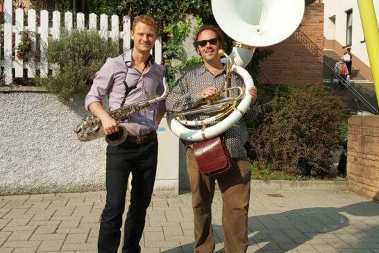 Weinheim: Samstags-Shopping mit Musik
