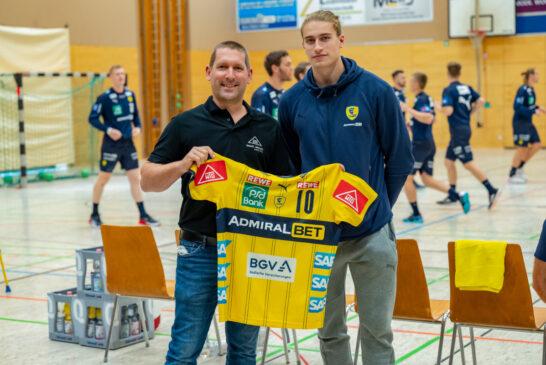 WTG Gruppe wird Trikot- und neuer Premiumpartner der Rhein-Neckar Löwen