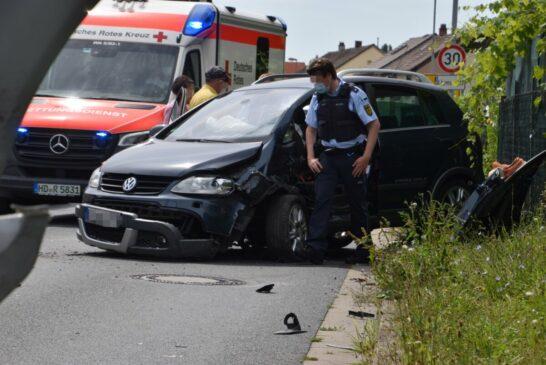 RegioNews: Hoffenheim - Schwerer Unfall auf B45 sorgt für Sperrung!
