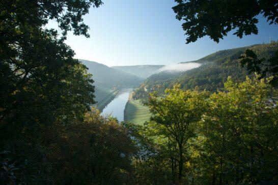 Mit Familie und Fahrrad durch die Ferien  Abenteuer Heimat: Ein schöner Tag mit Kindern in Eberbach