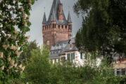 Führung rund ums Weinheimer Schloss am Sonntag, 5. September - Blick ins geheimnisvolle Mausoleum