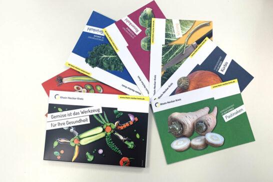 Rhein-Neckar: FORUM Ernährung macht mit 12 Rezeptvorschlägen Appetit auf Gemüse