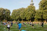 """Knapp 7.000 Sportbegeisterte bei der siebten """"Sport im Park""""-Saison: Kostenloses Angebot der Stadt Mannheim geht in die Winterpause"""