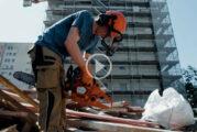 Bau in Mannheim bietet der Krise die Stirn: 128 Bauarbeiter mehr im Pandemie-Jahr Nr. 1