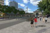 Umgestaltung des Mannheimer Bahnhofsvorplatzes: Verfüllung der Borelly-Grotte abgeschlossen