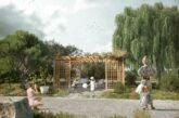 """Mannheim: Vorstellung des Planungsentwurfs des """"Gartens der Partnerstädte"""" für die BUGA 23"""