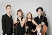 """""""Weinheim macht Theater"""": Leonkoro-Quartett am Samstag, 16. Oktober mit jungen preisgekrönten Musikern"""