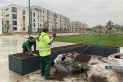 Neuer Platz in der Bahnstadt: Pfaffengrunder Terrasse wird am 22. Oktober eröffnet