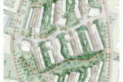 Wettbewerbsergebnis für erste Wohnquartiere auf Patrick-Henry-Village