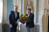 Wolfgang Polivka übernimmt neues Amt für Finanzen, Liegenschaften und Konversion