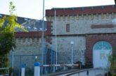 Bruchsal: Gefangener setzt Decke in JVA in Brand